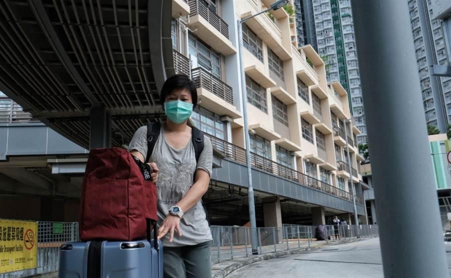 水泉澳邨11居民確診一人在慈雲山一燒味檔工作